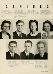 Page 16, 1944 Edition, Bryan College - Commoner Yearbook (Dayton, TN) online yearbook collection