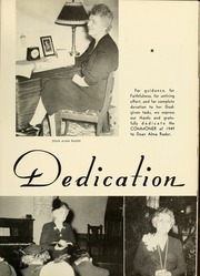 Page 11, 1949 Edition, Bryan College - Commoner Yearbook (Dayton, TN) online yearbook collection