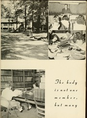 Page 7, 1949 Edition, Bryan College - Commoner Yearbook (Dayton, TN) online yearbook collection