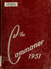 Page 1, 1951 Edition, Bryan College - Commoner Yearbook (Dayton, TN) online yearbook collection