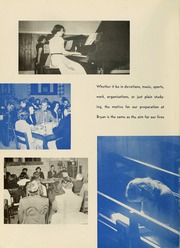 Page 10, 1951 Edition, Bryan College - Commoner Yearbook (Dayton, TN) online yearbook collection