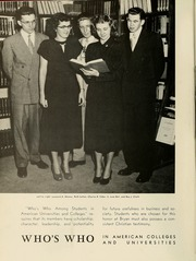 Page 14, 1951 Edition, Bryan College - Commoner Yearbook (Dayton, TN) online yearbook collection