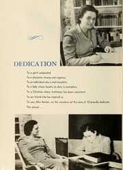 Page 6, 1951 Edition, Bryan College - Commoner Yearbook (Dayton, TN) online yearbook collection