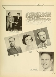 Page 11, 1952 Edition, Bryan College - Commoner Yearbook (Dayton, TN) online yearbook collection