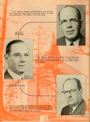 Page 12, 1952 Edition, Bryan College - Commoner Yearbook (Dayton, TN) online yearbook collection