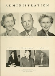Page 13, 1953 Edition, Bryan College - Commoner Yearbook (Dayton, TN) online yearbook collection