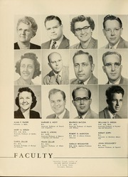 Page 14, 1953 Edition, Bryan College - Commoner Yearbook (Dayton, TN) online yearbook collection