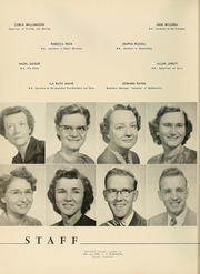Page 16, 1953 Edition, Bryan College - Commoner Yearbook (Dayton, TN) online yearbook collection