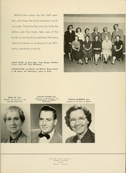 Page 17, 1953 Edition, Bryan College - Commoner Yearbook (Dayton, TN) online yearbook collection