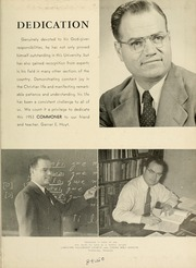 Page 7, 1953 Edition, Bryan College - Commoner Yearbook (Dayton, TN) online yearbook collection