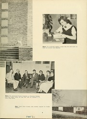 Page 7, 1956 Edition, Bryan College - Commoner Yearbook (Dayton, TN) online yearbook collection