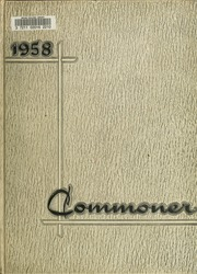 Page 1, 1958 Edition, Bryan College - Commoner Yearbook (Dayton, TN) online yearbook collection