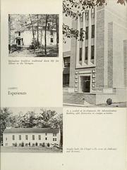 Page 11, 1958 Edition, Bryan College - Commoner Yearbook (Dayton, TN) online yearbook collection