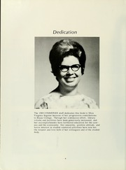 Page 12, 1969 Edition, Bryan College - Commoner Yearbook (Dayton, TN) online yearbook collection