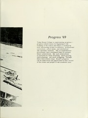 Page 7, 1969 Edition, Bryan College - Commoner Yearbook (Dayton, TN) online yearbook collection