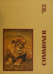 1982 Edition, Bryan College - Commoner Yearbook (Dayton, TN)