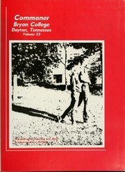 Page 5, 1985 Edition, Bryan College - Commoner Yearbook (Dayton, TN) online yearbook collection