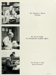Page 15, 1986 Edition, Bryan College - Commoner Yearbook (Dayton, TN) online yearbook collection