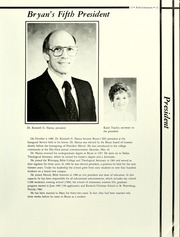Page 17, 1987 Edition, Bryan College - Commoner Yearbook (Dayton, TN) online yearbook collection