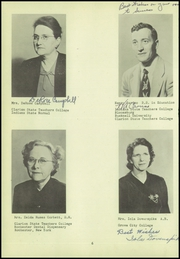 Page 10, 1948 Edition, New Bethlehem High School - Newbie Silhouette Yearbook (New Bethlehem, PA) online yearbook collection