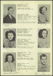 Page 15, 1948 Edition, New Bethlehem High School - Newbie Silhouette Yearbook (New Bethlehem, PA) online yearbook collection