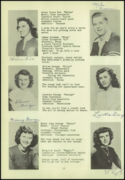 Page 16, 1948 Edition, New Bethlehem High School - Newbie Silhouette Yearbook (New Bethlehem, PA) online yearbook collection