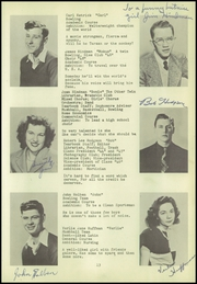 Page 17, 1948 Edition, New Bethlehem High School - Newbie Silhouette Yearbook (New Bethlehem, PA) online yearbook collection