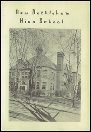 Page 5, 1948 Edition, New Bethlehem High School - Newbie Silhouette Yearbook (New Bethlehem, PA) online yearbook collection