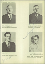 Page 9, 1948 Edition, New Bethlehem High School - Newbie Silhouette Yearbook (New Bethlehem, PA) online yearbook collection
