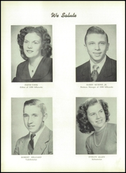 Page 14, 1950 Edition, New Bethlehem High School - Newbie Silhouette Yearbook (New Bethlehem, PA) online yearbook collection
