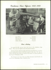 Page 16, 1950 Edition, New Bethlehem High School - Newbie Silhouette Yearbook (New Bethlehem, PA) online yearbook collection