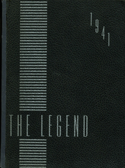 1941 Edition, Shickshinny High School - Legend Yearbook (Shickshinny, PA)