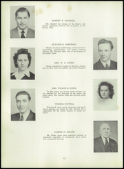 Page 12, 1942 Edition, Shickshinny High School - Legend Yearbook (Shickshinny, PA) online yearbook collection