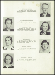 Page 13, 1942 Edition, Shickshinny High School - Legend Yearbook (Shickshinny, PA) online yearbook collection