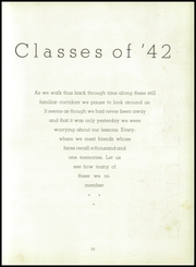 Page 15, 1942 Edition, Shickshinny High School - Legend Yearbook (Shickshinny, PA) online yearbook collection