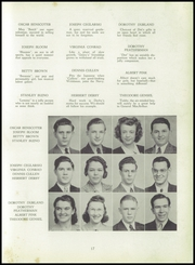 Page 17, 1942 Edition, Shickshinny High School - Legend Yearbook (Shickshinny, PA) online yearbook collection