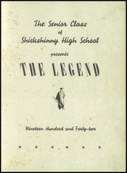 Page 3, 1942 Edition, Shickshinny High School - Legend Yearbook (Shickshinny, PA) online yearbook collection