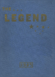 1945 Edition, Shickshinny High School - Legend Yearbook (Shickshinny, PA)