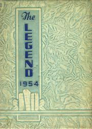 1954 Edition, Shickshinny High School - Legend Yearbook (Shickshinny, PA)