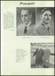 Page 11, 1955 Edition, Shickshinny High School - Legend Yearbook (Shickshinny, PA) online yearbook collection