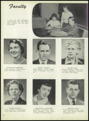 Page 12, 1955 Edition, Shickshinny High School - Legend Yearbook (Shickshinny, PA) online yearbook collection