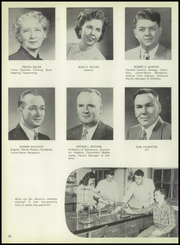 Page 14, 1955 Edition, Shickshinny High School - Legend Yearbook (Shickshinny, PA) online yearbook collection