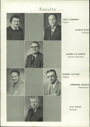 Page 10, 1954 Edition, Erie Technical High School - Torch Yearbook (Erie, PA) online yearbook collection