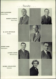 Page 13, 1954 Edition, Erie Technical High School - Torch Yearbook (Erie, PA) online yearbook collection
