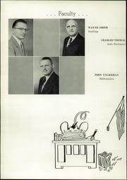 Page 14, 1954 Edition, Erie Technical High School - Torch Yearbook (Erie, PA) online yearbook collection