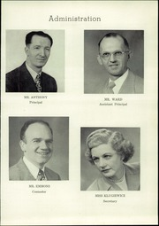 Page 9, 1954 Edition, Erie Technical High School - Torch Yearbook (Erie, PA) online yearbook collection