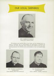 Page 11, 1959 Edition, St Adalbert High School - Albertonian Yearbook (Pittsburgh, PA) online yearbook collection