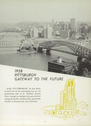 Page 7, 1959 Edition, St Adalbert High School - Albertonian Yearbook (Pittsburgh, PA) online yearbook collection