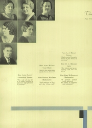 Page 14, 1934 Edition, Coaldale High School - Stentor Yearbook (Coaldale, PA) online yearbook collection