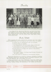 Page 13, 1948 Edition, South Whitehall High School - Sowhiter Yearbook (Allentown, PA) online yearbook collection
